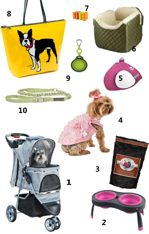 10 items in olivia's suitcase for bark world